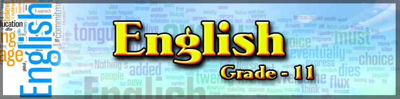 Course: English